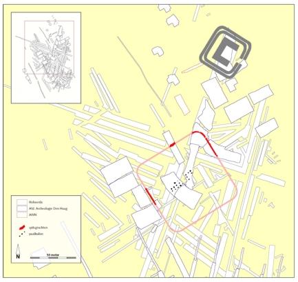 Den Haag - Ockenburg, overzicht.